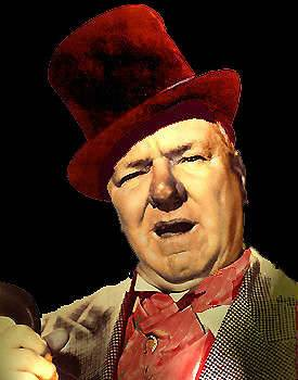 wc fields, our hero